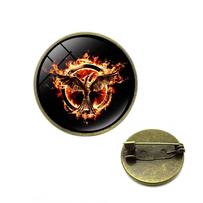 Simbol Pemberontakan Bros Aliansi Pemberontak Simbol Bros Bergabung Pemberontakan Bar Pin Rebel Logo Perhiasan Natal
