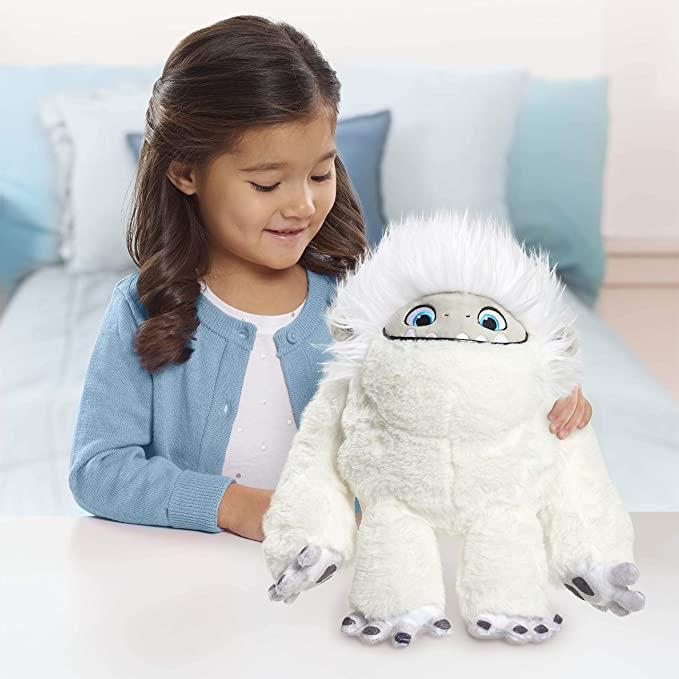 35 см/55 см аниме Гадкий Монстр Снеговик Эверест плюшевая игрушка Yeti мягкая тряпичная кукла в подарок детям подарок