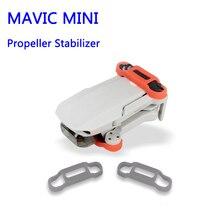 Mavic Mini силиконовый пропеллер держатель фиксированные стабилизаторы защитный опора для DJI Mavic Mini Drone аксессуары