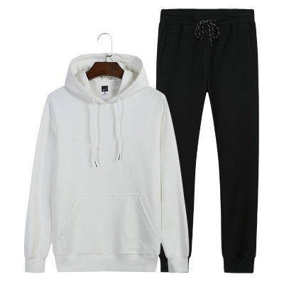 2019 New Summer New Men Set Short Casual Suit Sportswear Mens Clothing Man Two Pieces Fashion Sets Male sweatshirt Men