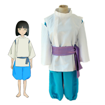 Anime Spirited Away Faceless Man Cosplay Costume Full Set Halloween Party Cosplay Costume Chihiro Haku Gift Suit Buy At The Price Of 20 58 In Aliexpress Com Imall Com