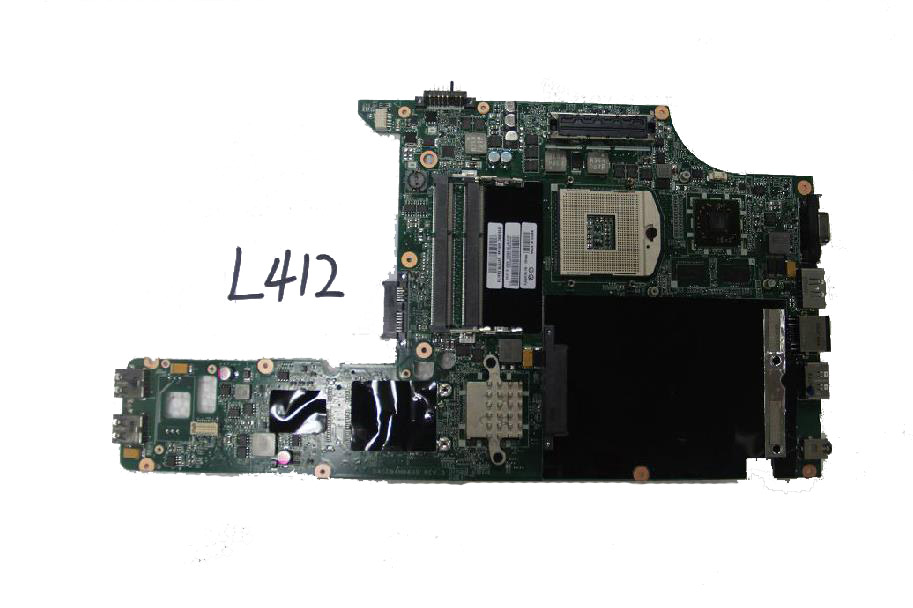 Laptop Motherboard/mainboard for Lenovo thinkpad L412 75Y4094 with ATI Radeon HD 5450 graphics card DDR3 100% tested image