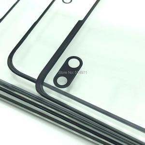"""Image 4 - 5 sztuk/partia Novecel AAA przednia zewnętrzna szklana wymiana obiektywu do Samsung Galaxy S20 S8 S9 + plus 5.8 """"G955 G965 6.2"""" uwaga 8 czarny"""