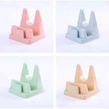 Kitchen Pot Pan Cover Durable PP Anti-Slip Base Lid Shell Stand Holder Chopping Block Storage Rack Cooking Tool Acessories(China)