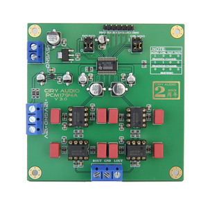 Image 5 - HiFi PCM1794A DAC Audio Decoder 24Bit 192kHz  DAC Decoding Module 5532*2+5534*2