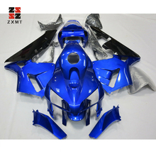 ZXMOTO Customized Multicolor Motorcycle Fairing Kit for Honda CBR600RR 2005-2006 F5 ABS Injection Bodywork UV light curing paint