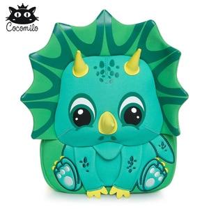 Cocomilo 3D Stylish Triceratop