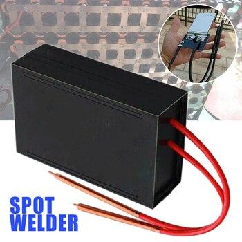 Mini Handheld Spot Welder DIY Nickel Strip Connector Battery 18650/32650 Li-ion Batteries Spot Welder Pens Display Spot Welding