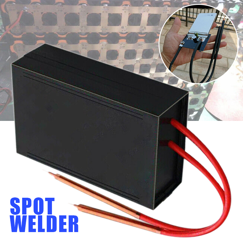 Mini Handheld Spot Welder DIY Nickel Strip Connector Battery 18650/32650 Li-ion Batteries Spot Welder Pens Display Spot Welding