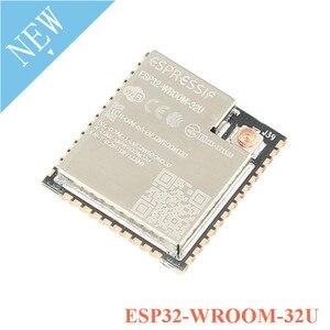 Image 5 - ESP ESP32 ESP 32 modülü ESP32 WROOM ESP32 WROVER serisi modülü ESP32 WROOM 32D 32U 02 ESP32 WROVER I  IB  B ESP8266 WiFi IPEX