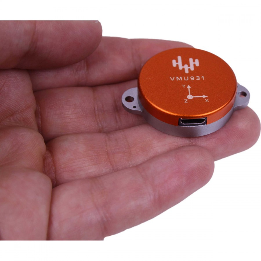 Free Shipping Industrial With Shell Compact 9-axis Inertial Module USB Interface Acceleration Gyroscope Compass