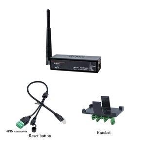 Serial port RS485 to WiFi serial device server Elfin-EW11 support TCP/IP Telnet Modbus TCP Protocol data transfer via WiFi(China)