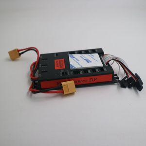 Image 2 - Mini Servo Section Board Power Box for Gas Plane with Kill Switch