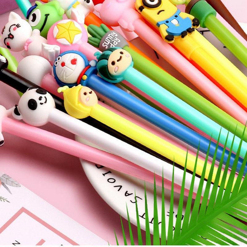 20-100 Unicorn Neuter Pens Stationery Card Wowi Neuter Pens Office School Stationery Supplier Many Pens School Supplies Many