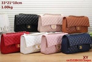 Luxury Designer Brand Chanel- Handbag Shoulder Bags Women Messenger Bag Bolsa Feminina Handbags C197