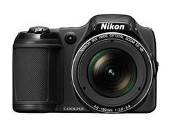 USED Nikon COOLPIX L820 16 MP CMOS Digital Camera with 30x Zoom Lens and Full HD 1080p Video
