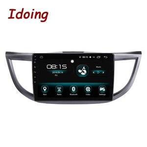 Image 2 - Idoing автомобильный мультимедийный плеер на Android, экран 10,2 дюйма, 4 Гб + 64 ГБ