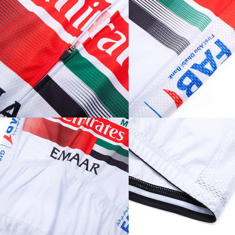 2019 eau secagem rápida ciclismo roupas da equipe mtb bicicleta jérsei uniforme dos homens verão ciclismo roupas de ciclismo 19d gel bicicleta