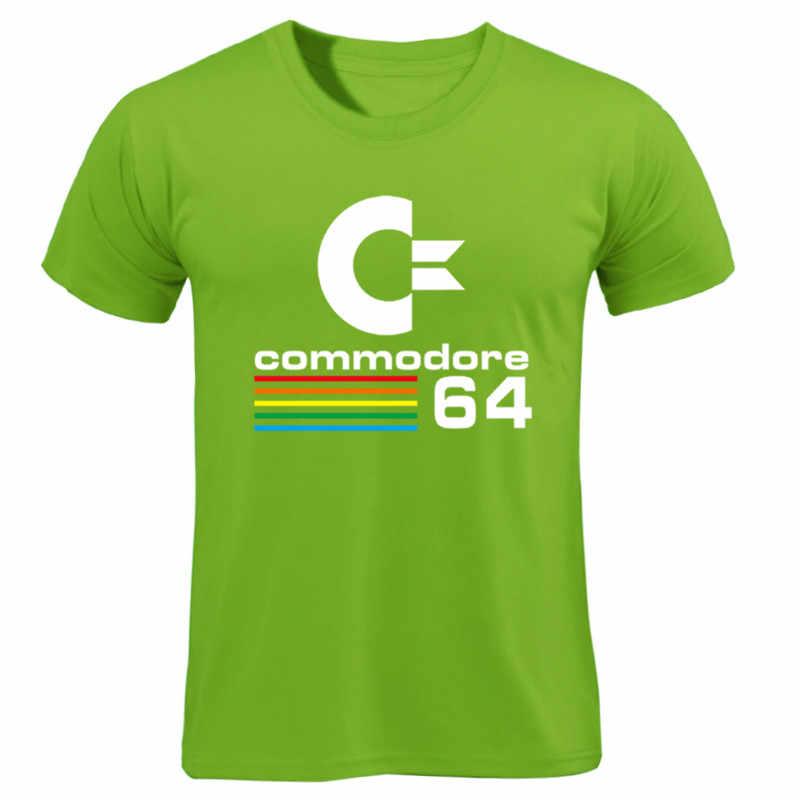 2019 Novas Camisas de T 64 Impressão 90s Do Vintage Preto T-Shirt Da Marca T Shirt Dos Homens/mulheres Encabeça Tee 100 algodão Preto Ocasional de Rua Roupas