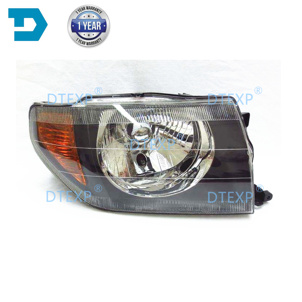 Head LIGHTS For Mitsubishi Pajero Mini Front Lamp For Montero Pinin Turning Signal Light For Shogun IO Clearance Warning Lights