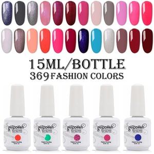 Kismart 369 Colors 15ml Gel Na