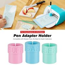 Pen Adapter Useful Marker Case for Cricut Explore Air cricut pen adapter holder