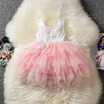 Kids Birthday Dress / Party Dress for Baby Girls 3
