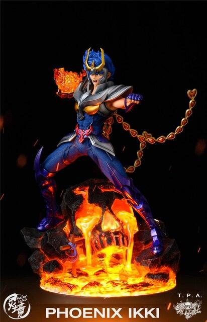 Spirit Realm TPA Wu Xiaoqiang First Shot Phoenix Ikki Figure 2