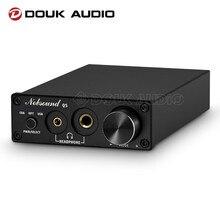 Douk Audio Q5 Mini ESS9018 USB DAC Digital to Analog Adapter OPT/ COAX D/A Converter Headphone Amp 24Bit/192kHz