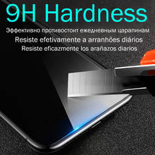 3Pcs Full Cover Protective Glass For iPhone SE 6 6s 7 8 Plus Tempered Glass Film For iPhone X XS XR 11 11 Pro Max Screen Glass