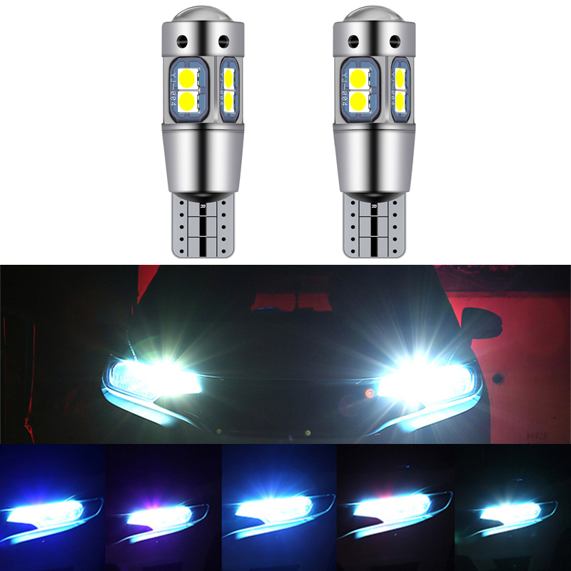 2PCS <font><b>LED</b></font> T10 W5W Super Bright Clearance Lights For <font><b>Mercedes</b></font> <font><b>Benz</b></font> C Class <font><b>W205</b></font> GLC GLA E Class W213 E200 E260 E300 E320 image