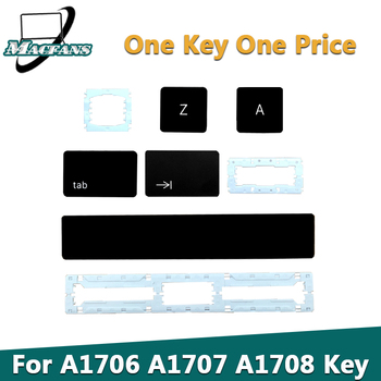 """NEW A1706 Keycap for MacBook Pro 15"""" A1707 A1708 Key One Black One Butterfly Clip 2016 2017 US UK Layout Replacement A1706 key 1"""
