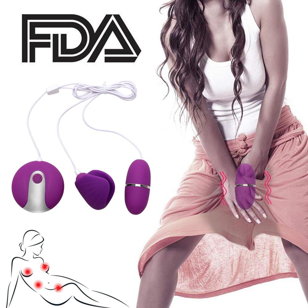 Vibrator Adult Toys Dildo Vagina Balls Sex Shop Toys for Adults for Female Butt Plug Masturbation Flirting Better Than Sex in Vibrators from Beauty Health