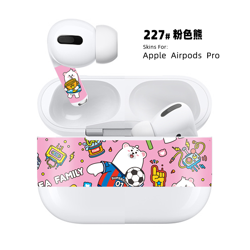 Multi Color Dust Guard for AirPods Pro 91