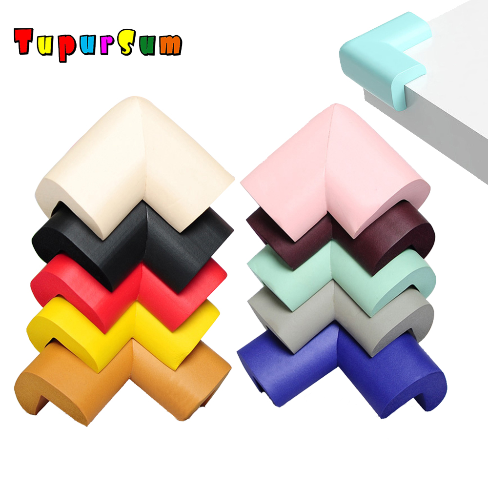 Baby Safety Table Desk Corners Edge Guard Strip Home Cushion Guard Strip Safe Angle Protection Children Bar Strip Soft Thicken