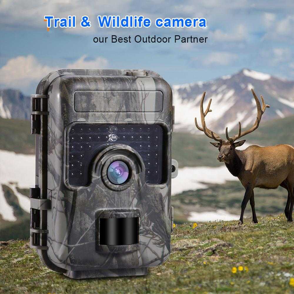 HH 662 Hunting Camera16MP 1080P  0.6S Motion Digital Traps Vision Wildlife infrared Hunting Trail Cameras hunt Chasse scout|Surveillance Cameras| |  - title=