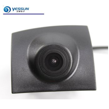 Car Front View Prking Camera For BMW X5 E70 2007 2008 2009 2010 2011 2012 2013 Not Reverse Rear Parking Camera car reverse camera 175 degree 1080p parking rear view camera for mitsubishi asx 2011 2012 2013 2014 reversing car camera
