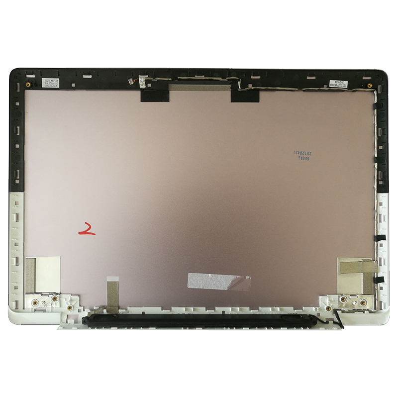 NEW <font><b>LCD</b></font> top cover case for <font><b>Lenovo</b></font> <font><b>U310</b></font> <font><b>LCD</b></font> BACK COVER 3CLZ7LCLV10 NO touch pink image