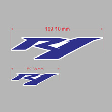 Moto For YAMAHA YZF-R1 YZFR1 YZF R1 Motorcycle Sticker Front Rear Rims DECALS WHEELS Body Shell Helmet R1 Tank Printing Film motorcycle sticker for yamaha yzr r1 yzfr1 yzf r1 rims decals wheels body shell helmet fuel tank r1 pad printing film