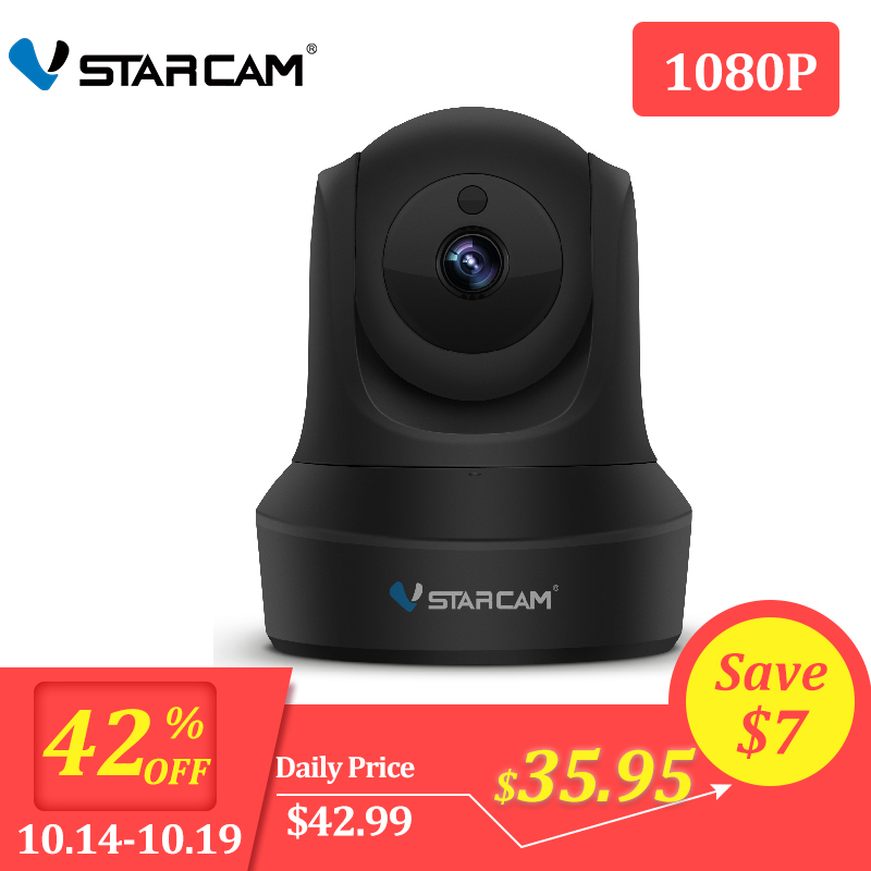 Vstarcam IP Camera 1080P Wireless Home Security Camera CCTV Camera WiFi Surveillance Camera Baby Monitor C29S Night Vision