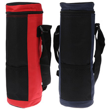 Tote-Bag Water-Bottle-Pouch Traveling Universal Hiking Outdoor Insulated High-Capacity