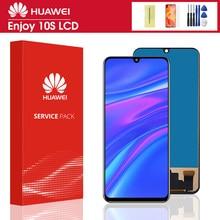 Ensemble écran tactile LCD, 100% testé, pour Huawei Y8p Global / P Smart S 2020, Enjoy 10s