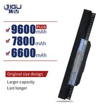 JIGU 9 ячеек Аккумулятор для ноутбука ASUS K53S K53 K53E K43E K53 K53T K43S X43E X43S X43E K43T K43U A53E A53S K53S Батарея