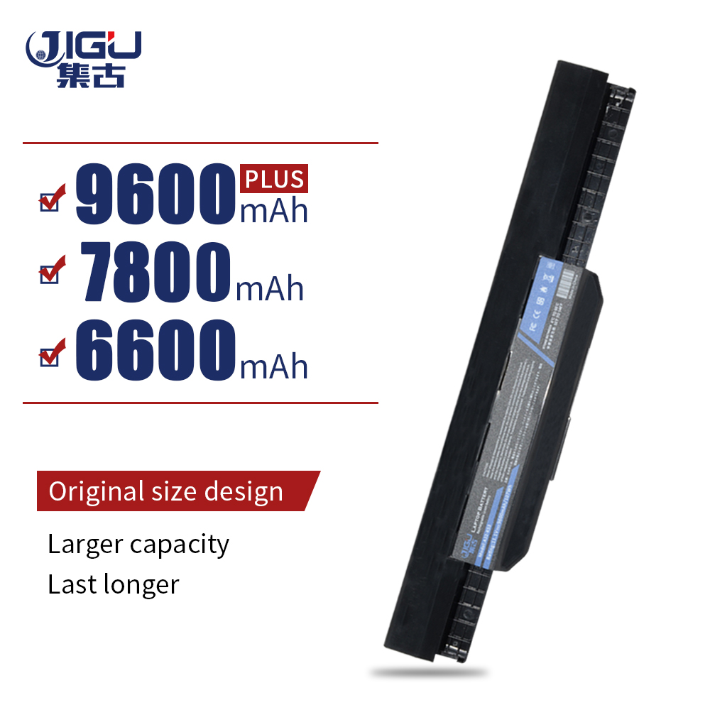 Аккумулятор для ноутбука JIGU, 9 ячеек, Asus K53S K53 K53E K43E K53 K53T K43S X43E X43S X43E K43T K43U A53E A53S K53S battery for asus k53s laptop batterybattery for asus   АлиЭкспресс