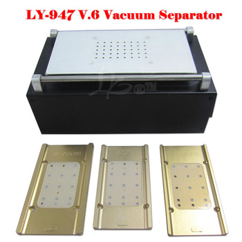 LCD Separator Machine LY 947 V.6 Build-In Air Pump Vacuum with S6 S6+ S7 EDGE molds