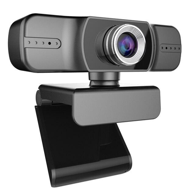 Caméra Web HD 1080P avec Microphone intégré | Caméra Web USB, Webcam vidéo à écran large, pour lenregistrement vidéo Youtube