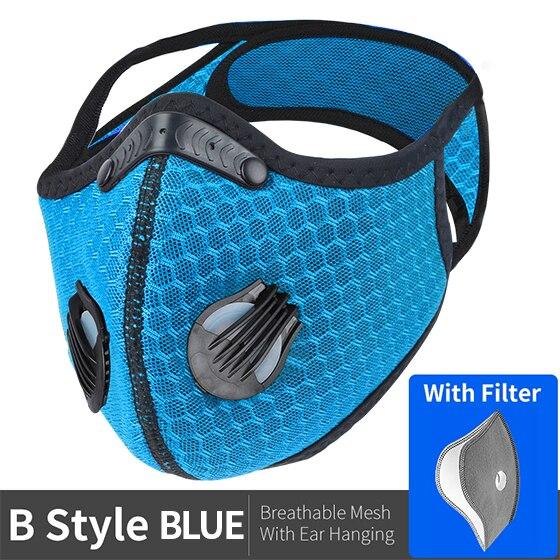 B Style Light Blue