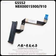 Cabo de disco rígido gs552 nbx0001s900 sata para lenovo ideapad 3 15iil05/ideapad 5 15iml S350-15 S350-15IWL hdd sata ssd cabo jack