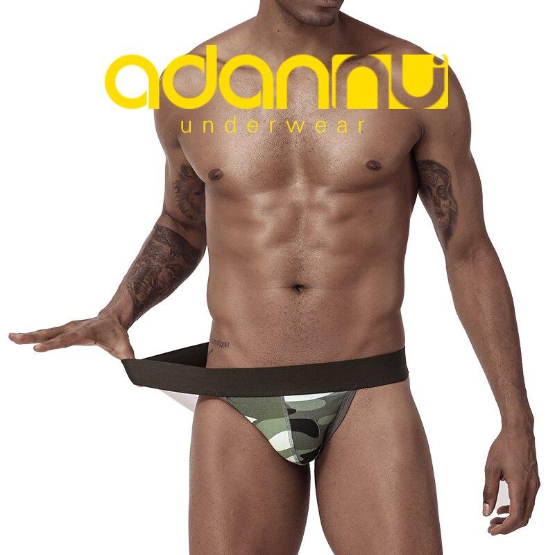 Hombre Sexy Gay Underwear Men Thong Men Jockstrap Mens Thongs And G Strings Sissy Panties String Men Lingerie BP.143