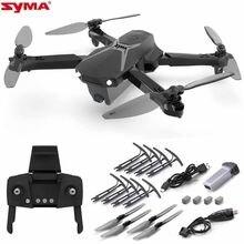 Syma z6 hd 4k câmera de ar rc profissional gps posicionamento quadcopter com gesto sensor dobrável rc aeronaves fotografia aérea